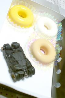 生ドーナツ